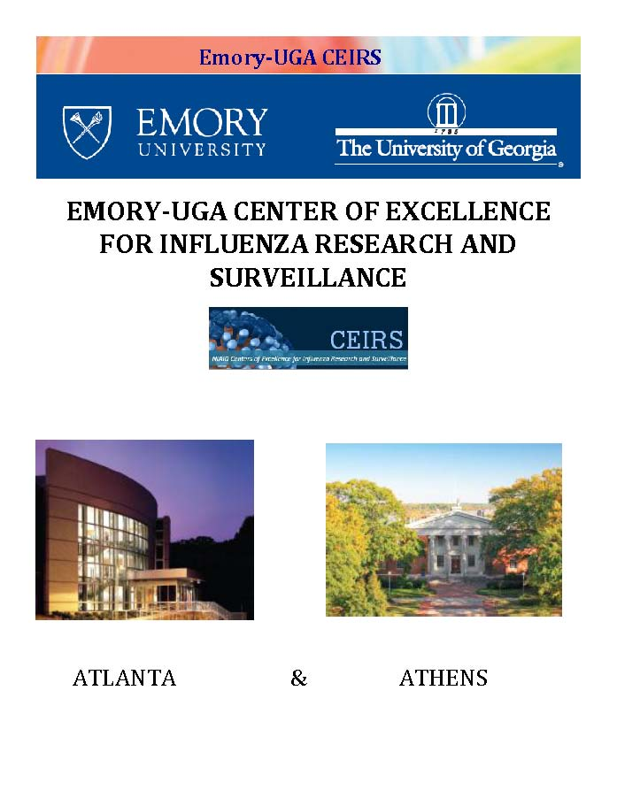 Emory-UGA CEIRS Brochure 2014-Final page 1