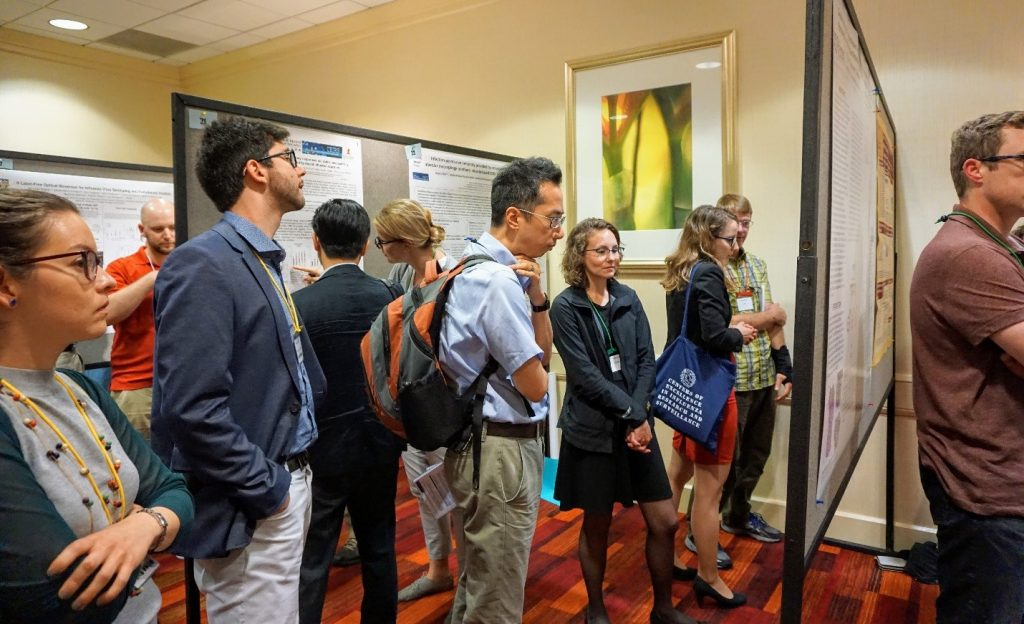 Poster sessions featured the outstanding work of CEIRS investigators, postdoctoral fellows, and graduate students.